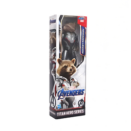 Rocket Raccoon Titan Hero Series