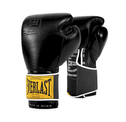 Guante Box 1910 Classic Training Black 16 Oz