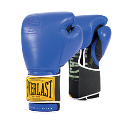 Guante Box 1910 Classic Training Blue 12 Oz