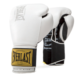 Guante Box 1910 Classic Training White 14 Oz