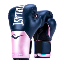 Guante Box Elite Pink/Na 10 Oz