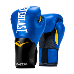 Guante Box Elite Blue 12 Oz
