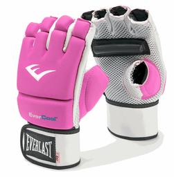 Guante Kickboxing Evercool Pink