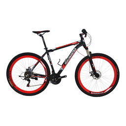 Bicicleta Storm F. Disco de Bloqueo, Suspensión, 21 V.