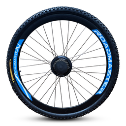 Combo Shimano Llantas + Rin + Pacha Bicicleta 29 Roadmaster