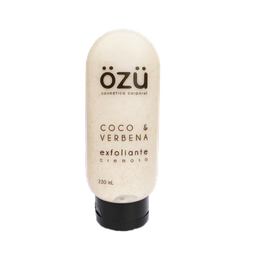 Exfoliante Coco & verbena 230 ml