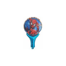 Globo metalizado spider-man