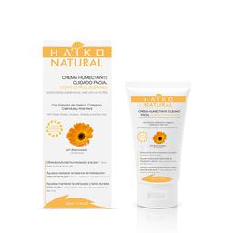 Crema Humectante Cuidado Facial Con Filtros Solares 50 g