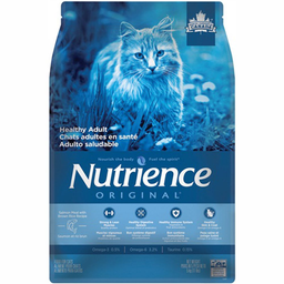 Alimento para Gatos Nutrience Original Gato Adulto Salmon 5 kg