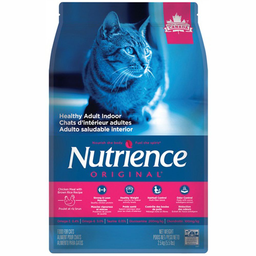 Nutrience Original Gato Adulto Indoor x 2,5 kg