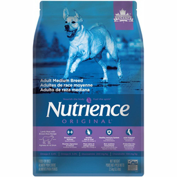 Nutrience Original Perro Adulto Cordero X 2,5 Kg