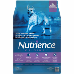 Nutrience Original Perro Adulto Cordero X 5 Kg