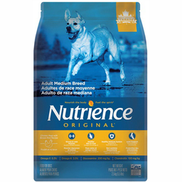 Nutrience Original Perro Adulto Medium Breed X 2,5 Kg