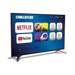 Televisor Challenger 50Tl50 Bt Netflix Tv T2.