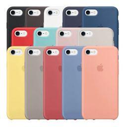 Estuche De Iphone 7/8 Plus Silicone Case