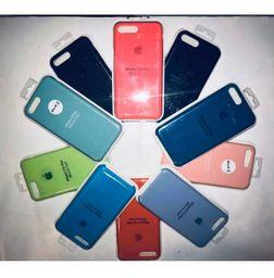 Estuche De Iphone 8 Plus Silicone Case