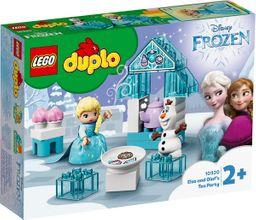 Dpfiesta De Té De Elsa Y Olaf