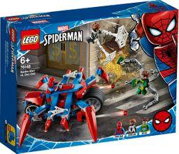 Sh-Spiderman Moto