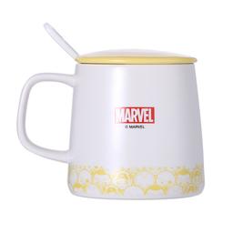 Mug De Cerámica Capitana Marvel 320 Ml - Marvel