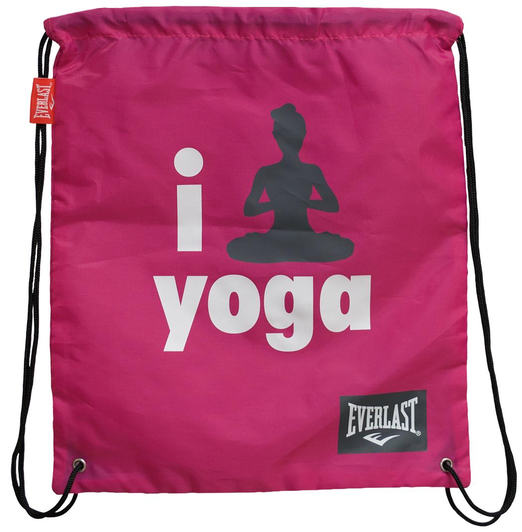 Sack Bag Yoga Everlast Fucsia