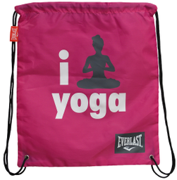 Sack Bag Yoga Everlast Fucsia