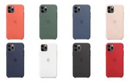 Estuche De Iphone 11 Silicone Case