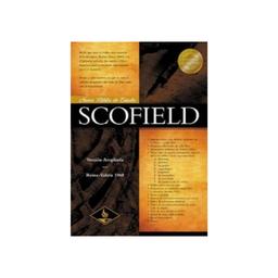Rvr 1960 Nueva Biblia de Estudio Scofield