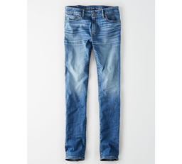 Jean de silueta ajustada Ae Ne(x)t Level ,Azul Medium Wash