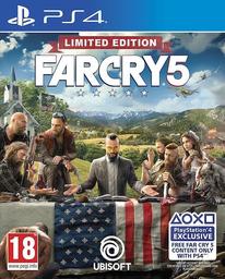 PlayStation 4 Videojuego Far Cry 5