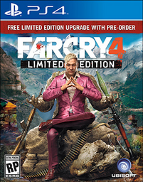 PlayStation 4 Videojuego Far Cry 4