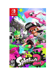 Nintendo Switch Videojuego Splatoon 2