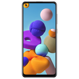 Samsung Galaxy Smartphone A21S 64 Gb Negro