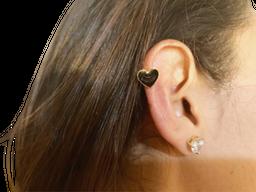 Filomena Ear Cuff Corazón