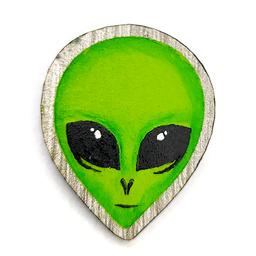 Valtia Pin de Extraterrestre