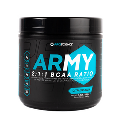 Proscience Alimento en Polvo Army Citrus Punch Mix