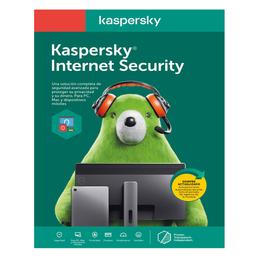Kaspersky Internet Security Multi 1 Dispositivo 1 Año Base