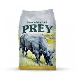 Taste of The Wild Alimento Seco Prey Carne Angus