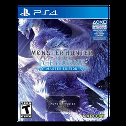 Playstation Videojuego Monster Hunter World: Iceborne Master PS4