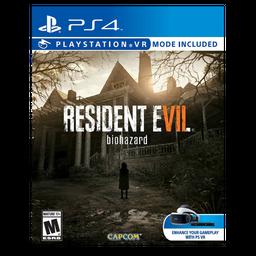 Playstation Videojuego Resident Evil 7: Biohazard Standard PS4