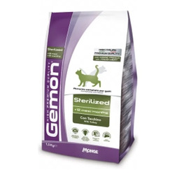 Gemon Alimento Para Gato Cat Sterilized 1.5 Kg