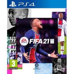 Play Station 4 Fifa 21 Standard Edition