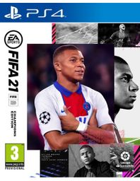 Play Station 4 Fifa 21 Champions Edition