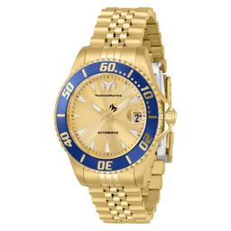 Technomarine Reloj de Mujer Acero Inoxidable Dorado