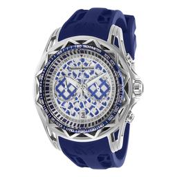 Technomarine Reloj de Hombre Silicona Azul