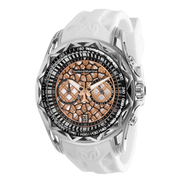 Technomarine Reloj de Hombre Silicona Blanco