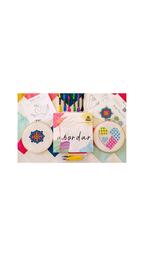 Una Cosita Shop Kit a Bordar Punto de Cruz