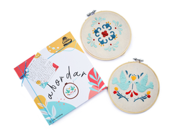 Una Cosita Shop Kit a Bordar Azulejos