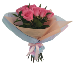 Inspiration Flowers Bouquet Rosa Salmon