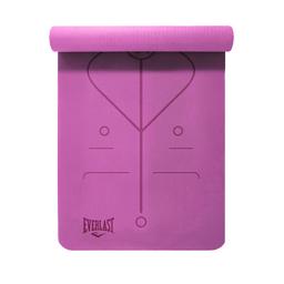 Everlast Colchoneta Yoga Pro Caucho 5 mm pk