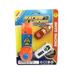 Racing Games Set de Juego Potente Lanzador